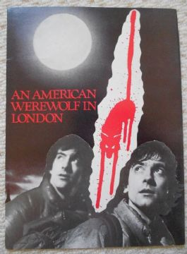 American Werewolf in London, Campaign Sypnosis, David Naughton, Griffin Dunne 81